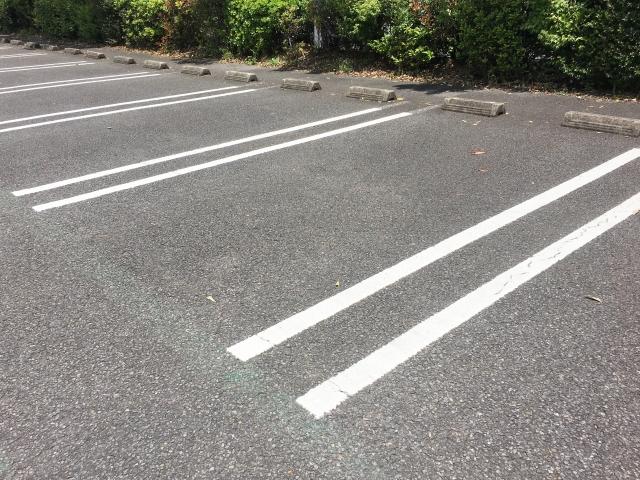 来客駐車場