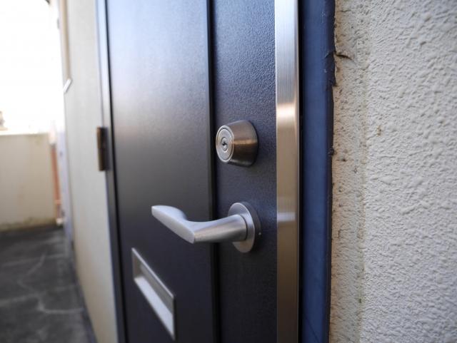 玄関ドアシリンダー